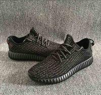 Wholesale Kanye West Running Shoe Boost Pirate Black Basketball Shoes Moonrock Turtle Dove Men Women Shoe With Original Box receipt Socks