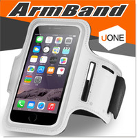 arm card - Iphone s Armband case Waterproof Sports Running Case Running bag Workout Armbands Holder Pounch For Samsung Cell Mobile Phone Arm Bag Band