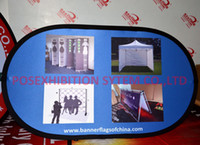 advertising banner sizes - Horizontal Pop Up A Frame Banner S size to Australia and New Zealand