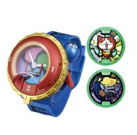 Wholesale Hot DX Yokai Watch Yo Kai Cartoon Electronic toy Insert the card sound