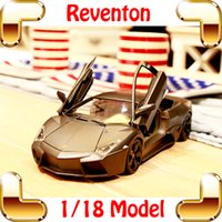 Wholesale New Arrival Gift RVT Model Metal Car Vehicle Scale Die cast Toys Sports Alloy Collection Metallic Decoration Fans Present
