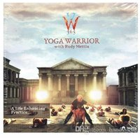 Wholesale Yoga Warrior with Rudy Mettia DVD Fitness Training in Strength Resilience Yoga DVD Yoga Workout Keep Slim for Women Excercise Videos