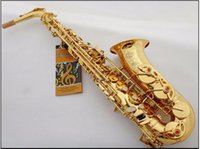 Wholesale Henri Selmer Paris Alto Sax Sax instruments professional in E major E Sax Sax