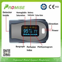 battery operated monitor - Battery operated durable home blood oxygen monitor