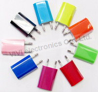 apple ipad european charger - HOT European Euro colors Universal Travel Adapter AC Power USB Wall Charger EU Plug for iPhone Chargeur s iPad Samsung S6