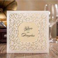 best party invitations - Best Selling New Design Custom Wedding Invitations Cards Personal Customized Wedding Suppliers Cards Formal Wedding Invitate