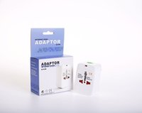 ac converter - All in One Universal International Plug Adapter World Travel AC Power Charger Adaptor with AU US UK EU converter Plug