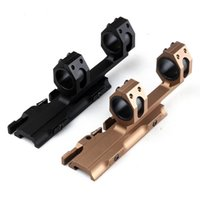 Wholesale JouFou Rock Solid mm mm Picatinny Weaver Ring Tactical Scope Mount With QD Auto Lock Lever System