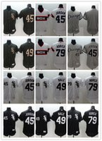 baseball black - 2016 Flexbase Stitched Chicago White Sox Jordan Thomas Sale abreu Blank White Black Gray Salute To Service MLB Jersey Mix Order