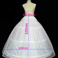 adult petticoats - 5pcs cm Diameter Underwear Crinoline Hoop Petticoat Underskirt Crinoline For Ball Gown Dress Wedding Accessories Underskirt