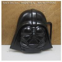 anakin skywalker vintage - Darth Vader Star Wars Anakin Belt Buckles black Skywalker New Vintage Solid Mens Metal Western Senmi Hot Sale Belt Clothing