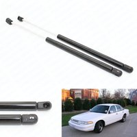 Wholesale 2pcs set car Fits for Ford Crown Victoria Town Car Front Hood Gas Lift Supports Struts Prop Shocks