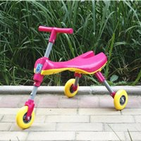 Wholesale 2016 new style Children Wheels scooters Foldable Kids Kick Scooters