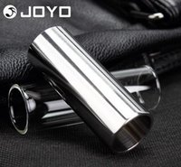 Wholesale JOYO guitar steel ring finger length country slide bar Sir Bruce professional electric guitar
