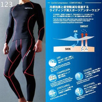 Wholesale The newHigh quality jkl122 warm motorcycle underwear Sweat racing off road underwear cycling trousers Racing clothing suit k