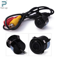 Wholesale Car Rear View Reverse Parking Camera Degree Waterproof NTSC PAL for Backup Monitor mm Hole Saw