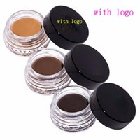 Wholesale Hot Item Eyebrow Enhancers colors Maquiagem Makeup Waterproof Eye Brow Filler Pomade eyebrow gel cream
