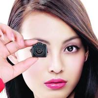 Wholesale Mini HD Video Camera Small Pocket DV DVR Camcorder Recorder Spy Hidden Web Cameras CMOS Mega Pixel