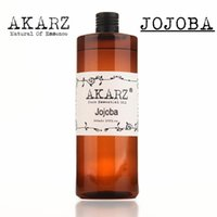 Wholesale AKZRZ Famous Brand Pure Jojoba Oil Natural Aromatherapy High Capacity Skin Body Care Massage Spa Jojoba Essential Oil Y009