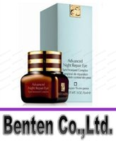 Wholesale Famous Brand Anti Puffiness Dark Circle Anti Aging Moisturizing eye cream Advanced Night Repair Eye cream ml VOLY025
