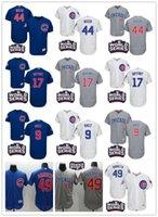 Wholesale 2016 World Series patch Men Chicago Cubs MEN Women Chapman Javier Baez Kris Bryant Rizzo Jake Arrieta Baseball Jerseys