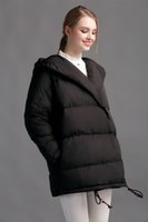 american breads - The new European and American high end big feather quilt down jacket female emperor European bread
