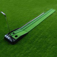 ball return - Creative Golf Tools PGM Club Champ Automatic Putting System Green Return Indoor Ball Golf Training Aids golfe Net Accessories