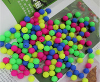 Wholesale 15mm Silicone Loose bead BPA Free Silicone Baby Teething Beads Colors Jewelry Making Supplies Each Color