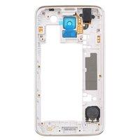 Wholesale For Samsung Galaxy S5 I9600 G900H Back Housing Middle Frame Bezel Camera Lens