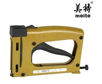 air framing nail gun - Manual stapler manual nailer HM515 FRAME TACKER with staples Air gun