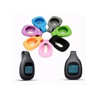 Wholesale Hot selling Silicon Clip Holder For Fitbit Zip Replacement Accessories Silicone Clasp Case For Wireless Activity Tracker