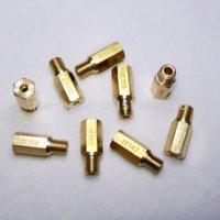 Wholesale amp main jet Motorcycle Keihin carburetor hexagonal injectors Nozzle can be used PWK FCR OKO KOSO etc