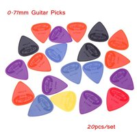 Wholesale Professional Alice Guitar Picks AP G mm Projecting Nylon Guitar Picks Guitar Plectrums set