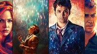 arthur green - Paintings David Tennant Matt Smith Karen Gillan Amy Pond Rory Williams Arthur Darvill x36 inch art silk poster Wall Decor