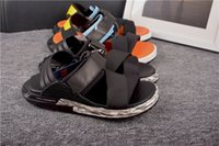 Wholesale Y3 Sandal Summer Shoes Y3 QASA SANDAL Factory Price Top Quality Y Slippers Mens Comfortable Sandal Size