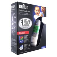 Wholesale 2016 New Braun Thermoscan IRT6520 infrared Ear Thermometer Outdoors Outdoor Sports Emergency Prep First Aid