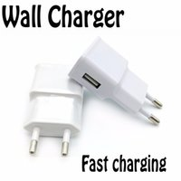 ac power cable eu - Wall Charger USB Plug Adapter Power V A EU US Plug USB AC Power Supply Adapter For Phone Cable Adapter