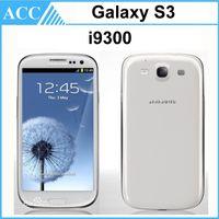 Wholesale Refurbished Original Samsung Galaxy S3 i9300 inch HD Quad Core GHz GPS Wifi G Unlocked Renew Smart Phone Free DHL