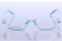 Wholesale New Kids Glasses Boyers Eyewear Spectacles TR90 Blue Frame Children Eyeglasses Point to Read Reading Eye Glasses Cute Fashion Durable