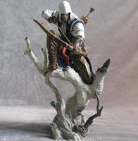 archery box - 26cm Assassins creed Connor Archery Style Action Figure Retail Box