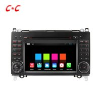 Cheap Quad Core Android 5.1.1 Car DVD Player for Benz W245 with Radio GPS Navi Wifi DVR Mirror Link BT 1024X600+Free Gifts