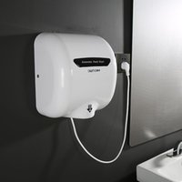 automatic hand dryer - Full automatic high speed induction hotel bathroom hand blown dry hand dryer drying mobile phone