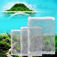 Wholesale Aquarium Filter Netting Aquarium Zipped Mesh Isolation Net Fish Tank Filter Universal Media Filter B
