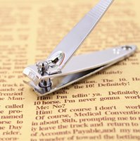 Wholesale nail clippers Multi Functional Carbon Steel Bottle Opener And Nail Clipper Manicure Pedicure For Gift Beauty