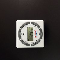 Wholesale 12v Digital timer switch with LCD power weekly programmable