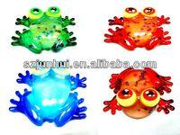 big bugs - 2016 wobble bug eyed frog squeeze big eyes frog lifelike frog Novelty Gag Toys FreeShipping
