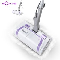 Wholesale small household electric multifunctional steam mop cleaning machine for mop mop the floor mopping machine high temperature