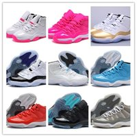 best basketball shoes women - Best retro bred concord Space Jam Legend gamma blue XI men basketball shoes sneakers retro Outdoor sports shoes all sizes