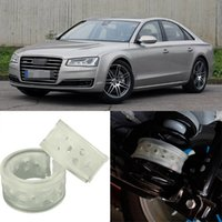 Wholesale 2pcs Super Power Rear Car Auto Shock Absorber Spring Bumper Power Cushion Buffer Special For Audi A8