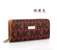 mk purses - C3 Ms MK new purse letters long multilayer card package in my purse